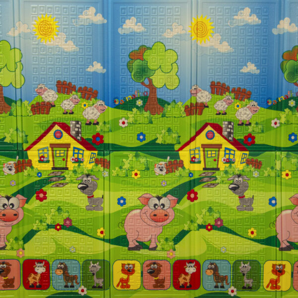 Igralna otroška podloga PIGGY