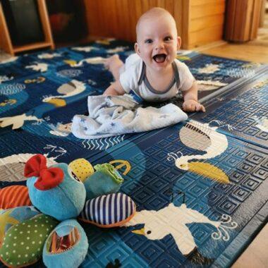 Igralna otroška podloga MARINER